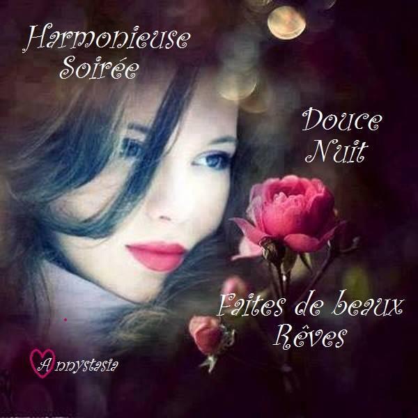 BONNE SOIREE A VOUS TOUS ET TOUTES SUIVIE D'UNE DOUCE NUIT !!!  BON WEEK END DE L'ASCENSION !!! ;) BISOUSSS ♥♥♥