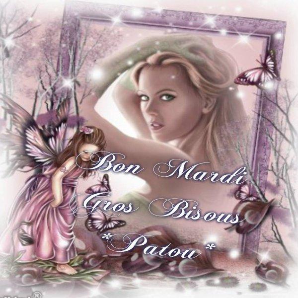 BON MARDI APRES-MIDI ;) BISOUS ..... ♥♥♥