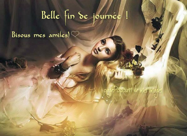 BON LUNDI DE LA PENTECOTE....PROFITEZ BIEN DE CETTE JOURNEE DE REPOS ( POUR LA PLUPART DES GENS !!! ) BONNE SEMAINE A VOUS TOUS ET TOUTES.... BISOUSSSS   ♥♥♥