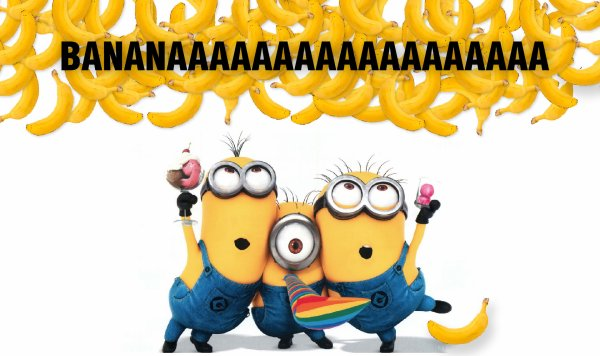 (Parodie Minions) Lio - Banana Split