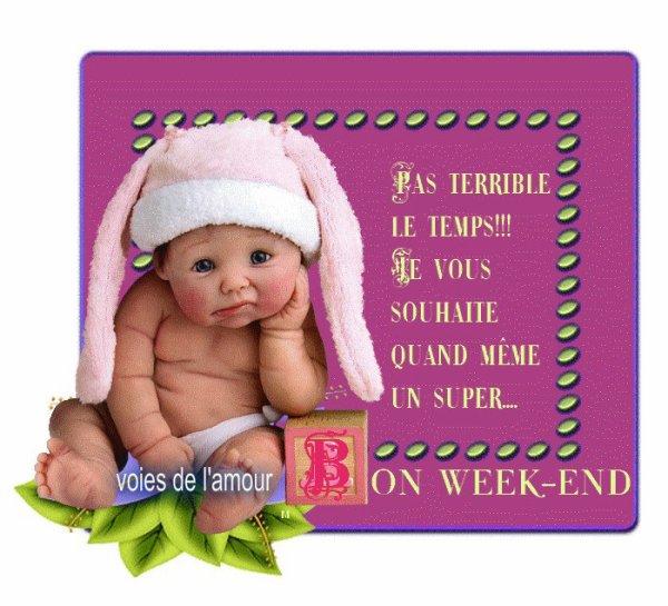 BON DIMANCHE APRES-MIDI !BONNE FIN DE WEEK -END !!! ;) BISOUS MES AMI(E)S..... ♥♥♥