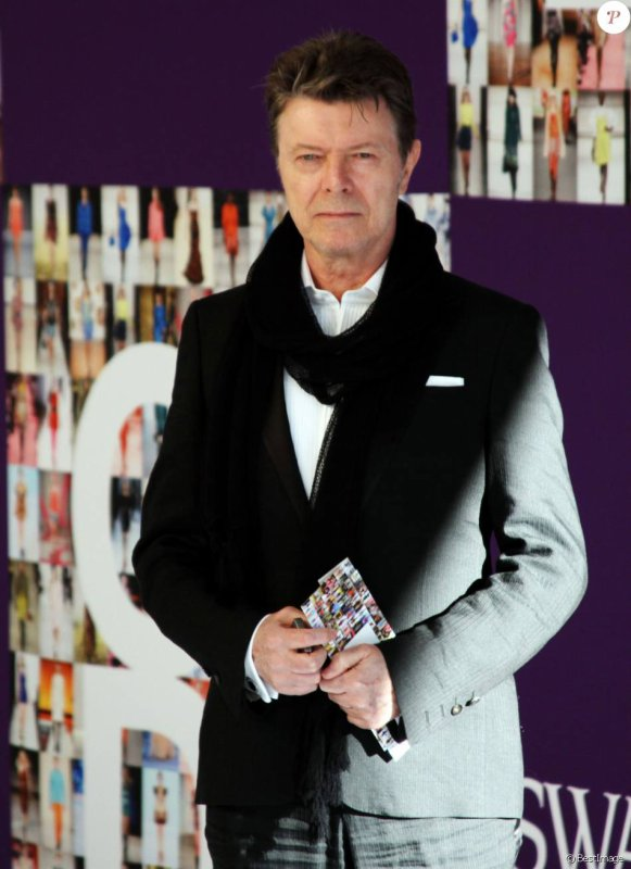 David BOWIE -Ashes to ashes ( hommage )
