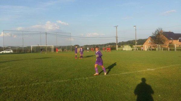 24e article : match amical en u14 : Schaltin-Assesse