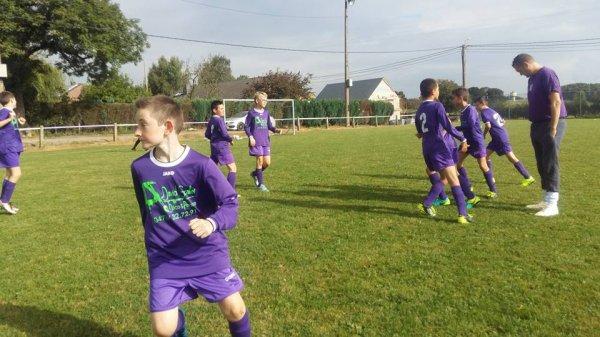 30e article : matchs du dimanche : P2 - P3 - P4 + jeunes (U13)