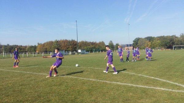 37e article : matchs du samedi : les U14 à la Sommenoise