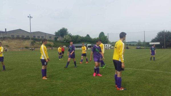 117e article : tournoi jeunes : u14 à Leignon , u7 et u13 au Condruzien ...