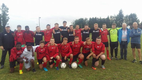 123e article : amical en u16 Schaltin-Assesse