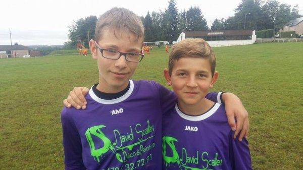 124e article : amical u15 Schaltin-Bioul , Coupe Province Schaltin-Profondeville