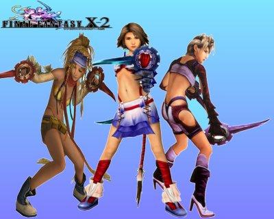 Kingdom Hearts & Final Fantasy Montage