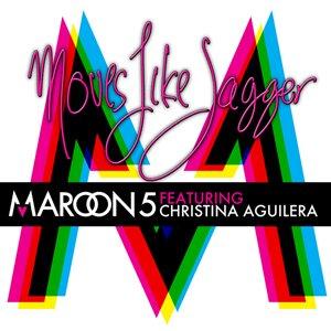 Moves Like Jagger / Maroon 5 - Moves Like Jagger (ft. Christina Aguilera) (2011)