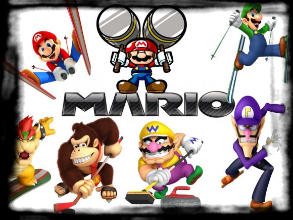 !NEW! Mario Montage