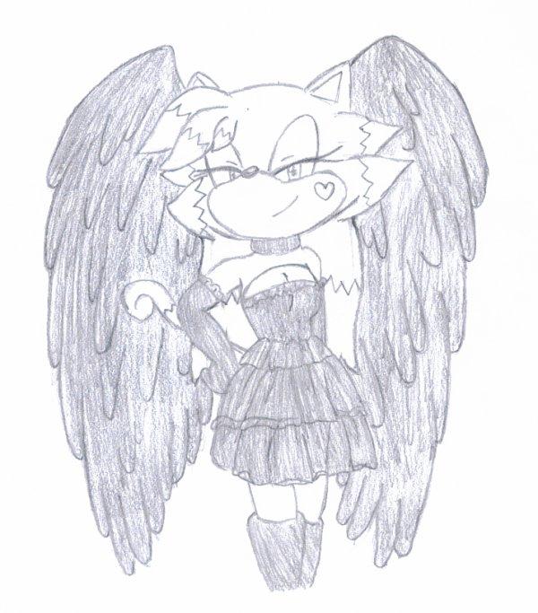 Ange Ténébreux