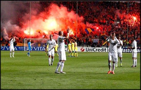 1/4 de finale aller de LDC : APOEL Nicosie 0-3 Real Madrid