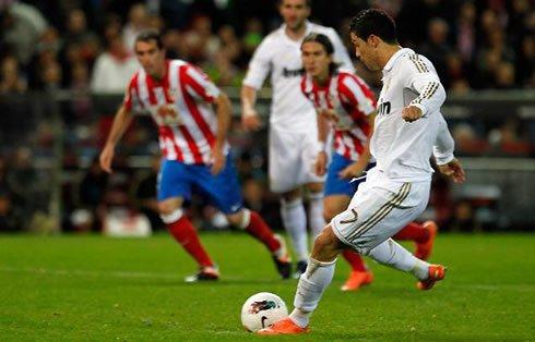 33eme Journée : Atletico Madrid 1-4 Real Madrid