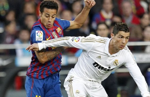 35eme Journée : FC Barcelone 1-2 Real Madrid