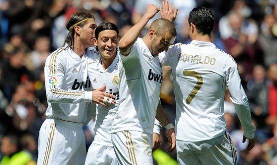 36eme Journée : Real Madrid 3-0 FC Seville