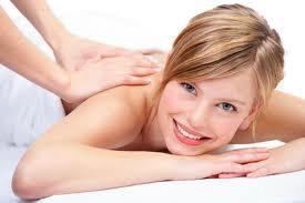pour un massage relaxant