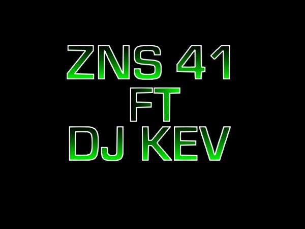 "ZnS recordz / ZNS 41 Duplate DJ KEV ""Vien Dancé"" (2012)"