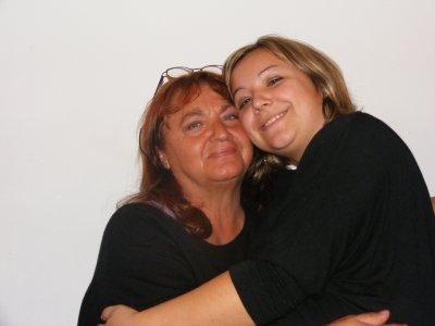 ma grand mere et ma soeur