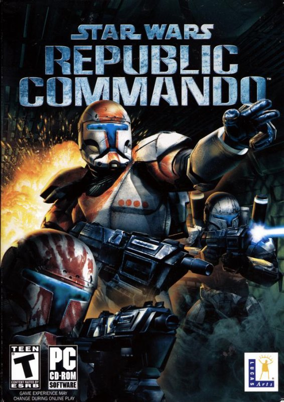 star wars républic commando