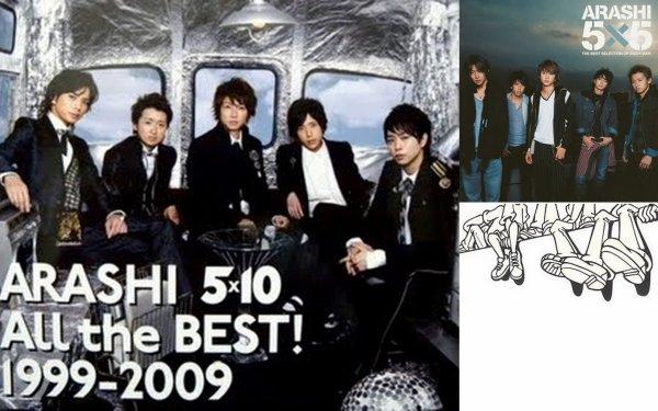 Discographie  (Arashi)