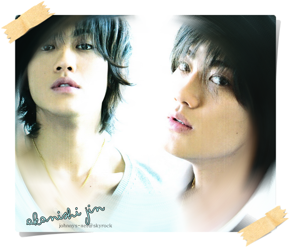 Biographie (AKANISHI JIN)