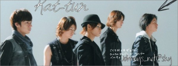 Index des traductions (KAT-TUN)