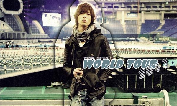 「ASIA TOUR 2011」
