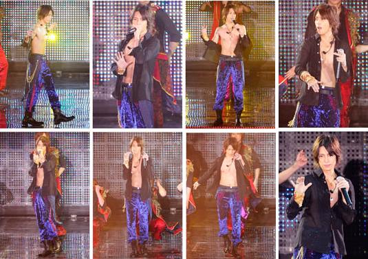 FanReport / Traduction → MC 08.05.2011 ASIA TOUR