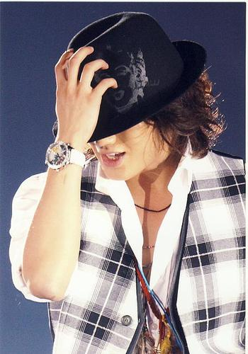 ♥ LOVE JUICE ♥  Akanishi Jin