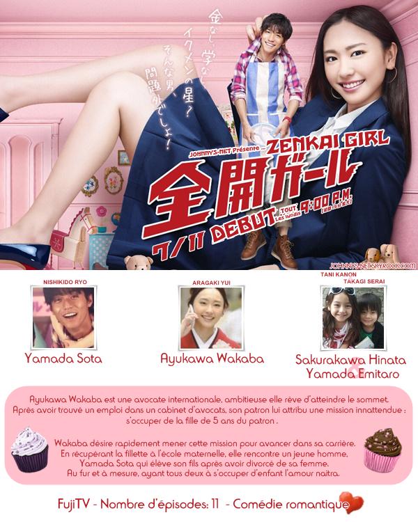 Drama: Zenkai Girl