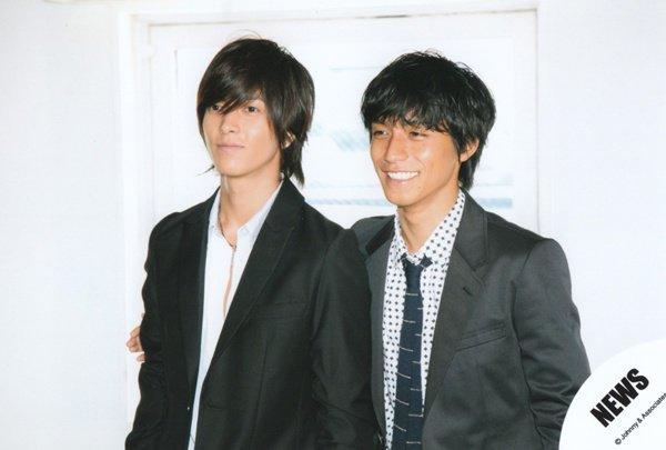 Yamashita Tomohisa & Nishikido Ryo se retirent de NEWS...