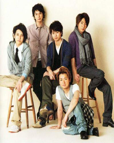 Traduction/Magazine EPOP Magazine - Arashi