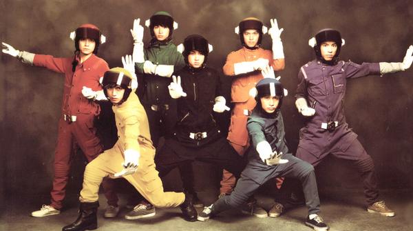 #FILM : Eito Ranger エイトレンジャー