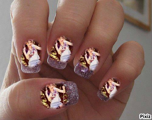 Sa serai cool d'avoir  des ongles comme ça