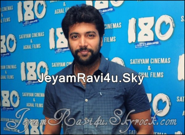 jeyam ravi turns gangster