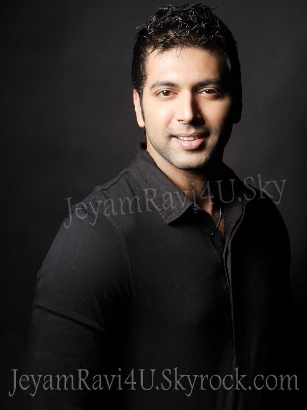 JEYAM Ravi : New PIC from Photoshoot