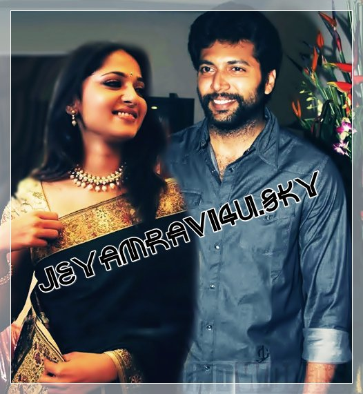 Jayam Ravi's wish to pair up with Anushka
