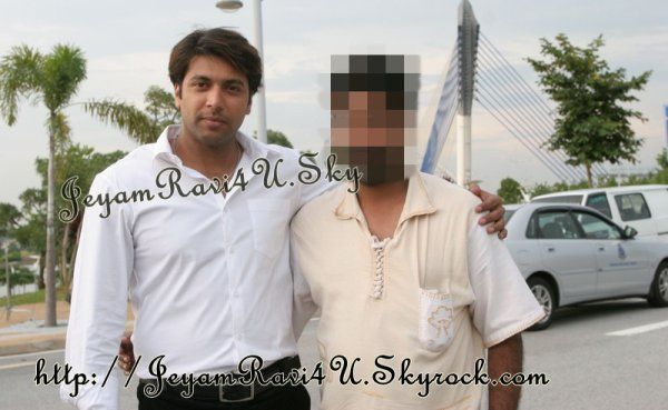 Jayam ravi : new pic and news updates