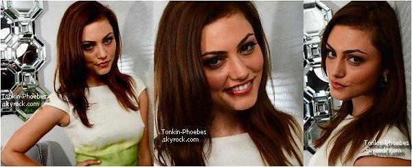 Appearences July 2012  : Phoebe était au Awards Movies en Australie ! Top ou Flop ? j'adore Phoebe jouera le rôle de April dans la prochaine saison de TVD ! perso son look,elle est ravisante ♥ & je suis ravie de la voir dans cette série  !
