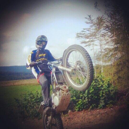 Trial, mon sport