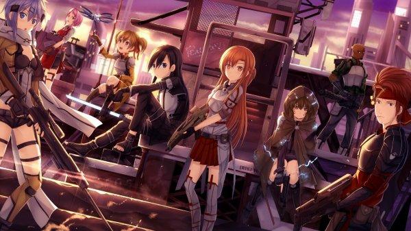 Sword Art Online 2 !