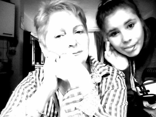Moi et ma mamy