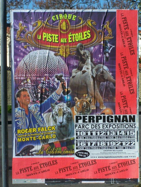 La Piste aux Etoiles Perpignan février 2017.