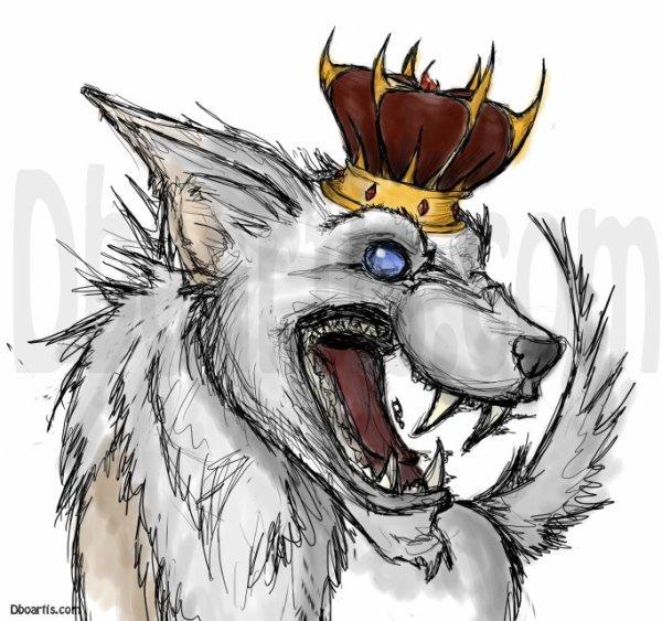 concour le roi du loup