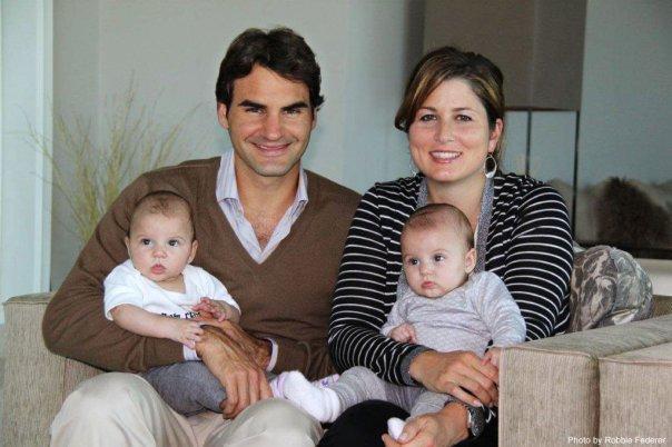 Famille Federer
