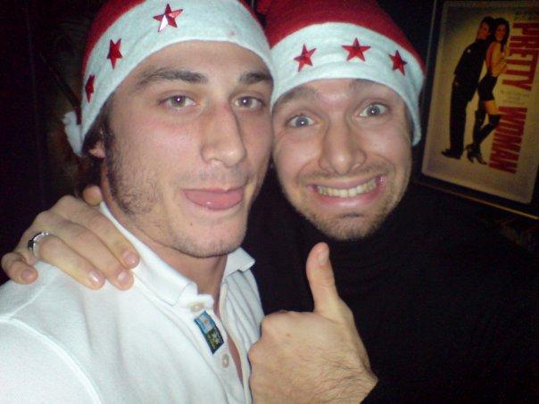 Maxime Médard & Vincent Clerc