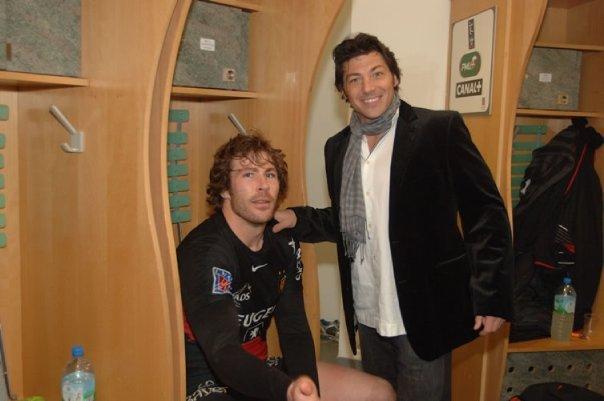Shaun Sowerby & Byron Kelleher