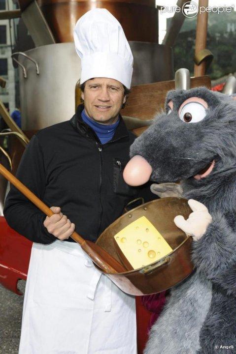 Fabien Galthié & Ratatouille