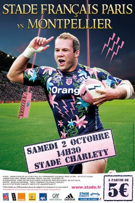Stade Français - Montpellier
